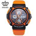 Big Dial Sport Watches Waterproof Origial Men Watch LED Digital Young Men Wristwatch Big Watch orologio uomo reloj hombre WS1310