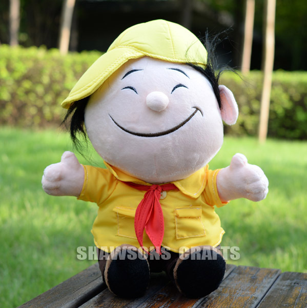 Movie Up Plush Stuffed Toys 12 Kid Russell Soft Doll