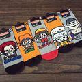 Atacado 2015 hot moda bonito dos desenhos animados Japonês One Piece homens e mulheres meias de algodão confortáveis meias femininas chaussette