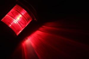 Image 5 - 1 Pcs 12 V Marine เรือไฟ LED นำทางสีแดงสีเขียวพอร์ต Starboard สแตนเลสโคมไฟกันน้ำ