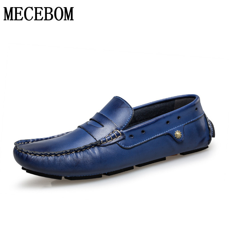 Men loafers fashion genuine leather boat shoes plus size 47 men casual shoes breathable comfort slip-on footwears 5066m big size 46 summer breathable mesh loafers men casual shoes genuine leather slip on brand fashion flat shoes soft comfort cool