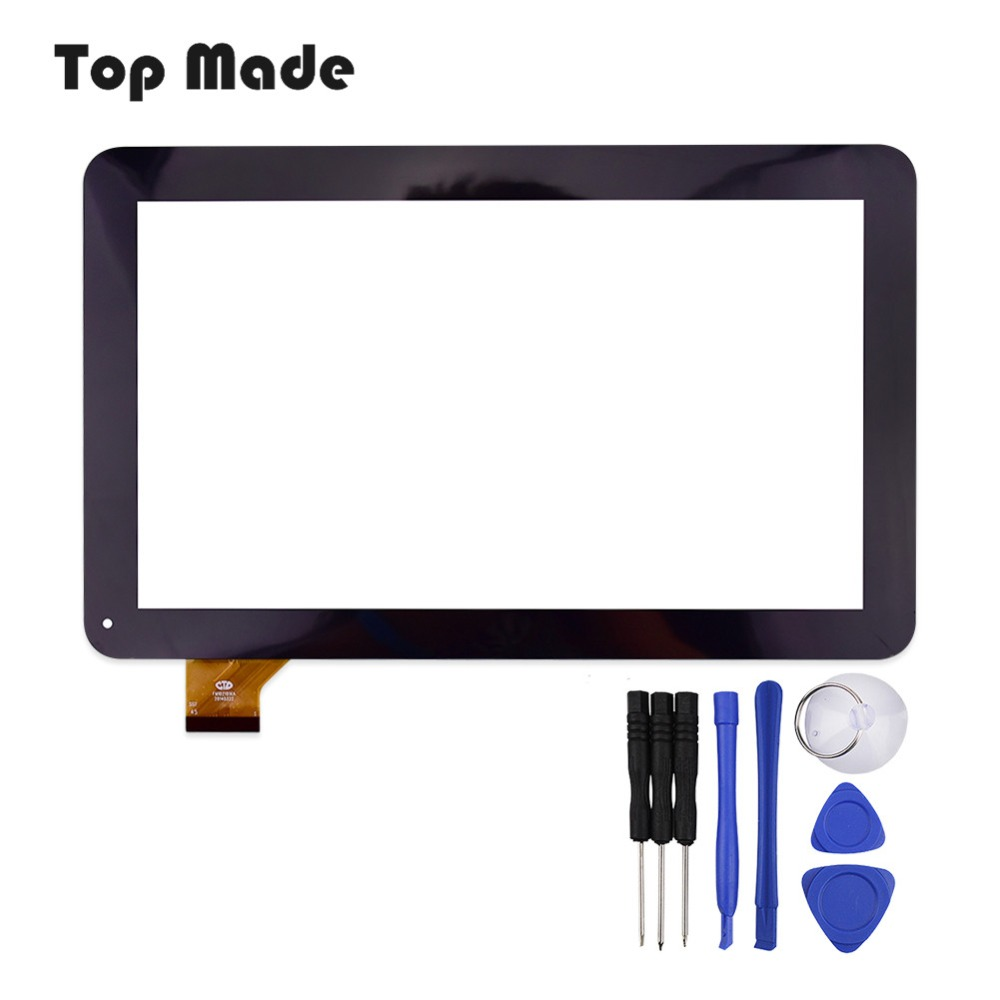 10.1 Inch Black Touch Screen For Digma Optima 10.3 3G TT1003MG Tablet Glass Panel Digitizer Replacement Free Shipping