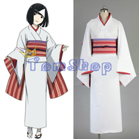 New Anime Noragami Nora Cosplay Halloween Costumes Japanese Kimono Custom Size Free shipping