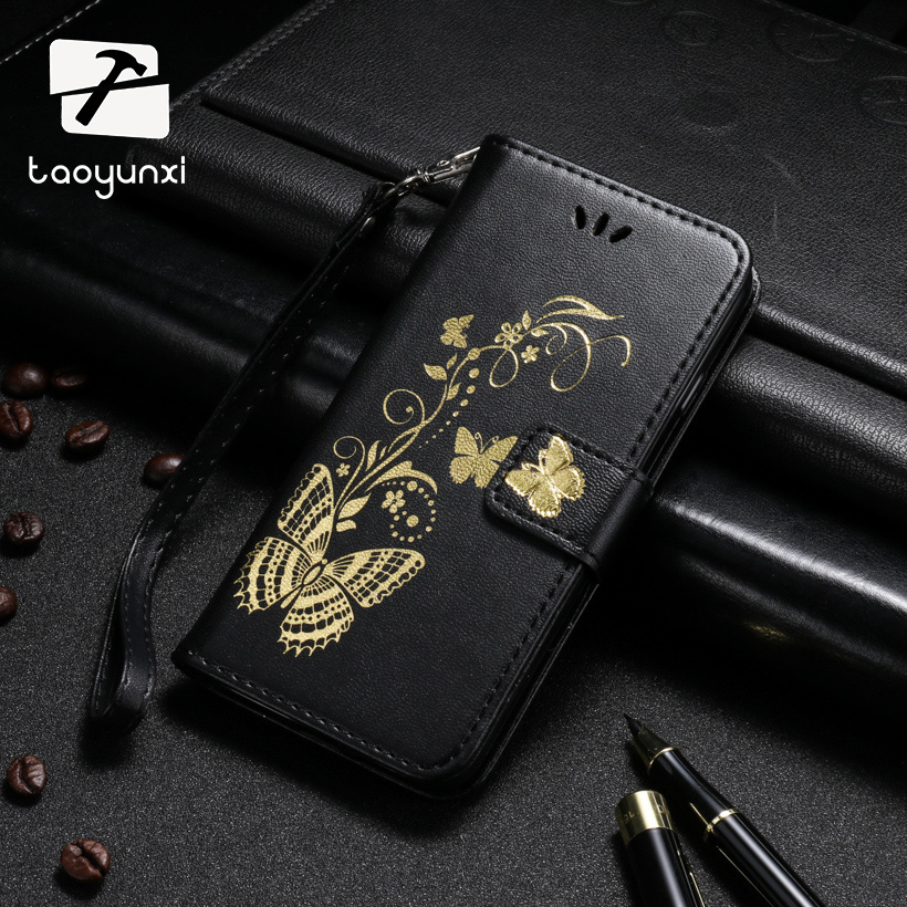 TAOYUNXI Flip PU Leather Cases For Samsung Galaxy Trend Plus GT S7580/Trend Duos GT S756 ...