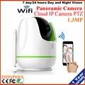 Envío libre! promoción nueva solución p2p wifi cámara ip con alarma 960 p motion detección de domótica wifi ip cámara del monitor del bebé
