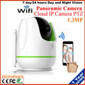 Frete grátis! promoção nova solução p2p wifi câmeras ip com alarme 960 p motion detection ip wi-fi em casa inteligente monitor do bebê da câmera