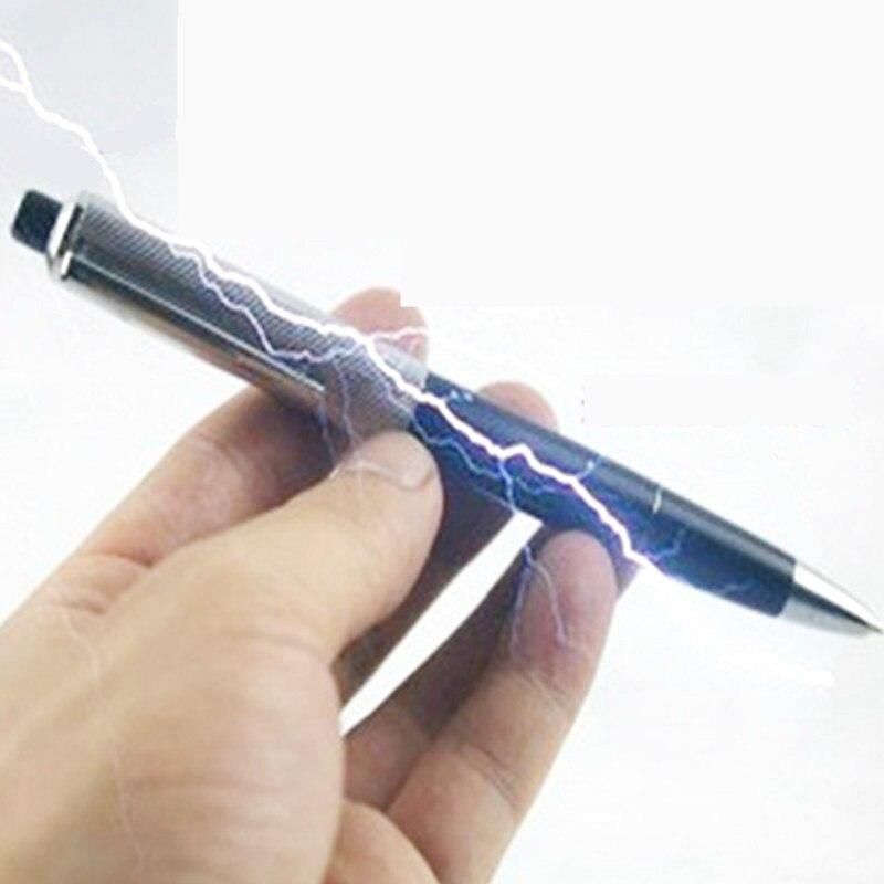 Electric Shocking Pen Toy Gift Shock Joke Utility Gadget Prank Funny Trick Gag