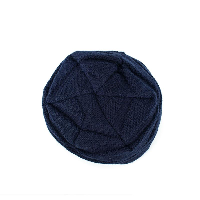 Winter Autumn Beanies Hat Unisex Plain Warm Soft Skull Knitting Cap by  AKIZON 57f2a88cc5e