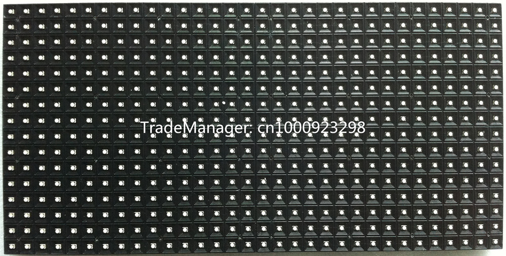 P10 Indoor SMD 3in1 Full Color Led Panel Display Modul 1/8 scan - 320 - LED-belysning