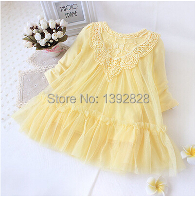 2017 Baby Party Dress Princess Kids Children Infant Baby Dresses Baby Girls Dresses Newborn Baby Clothes Top Quality