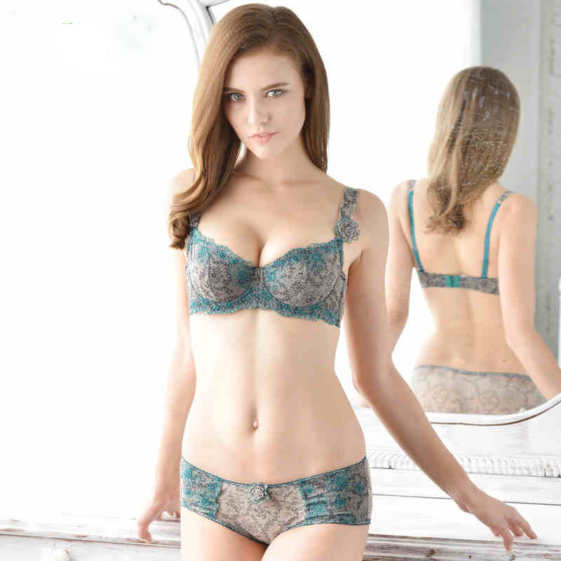 Wingwholelsale Retail Top Quality Round Shape Super Sexy Sexy Sweet Girl Teenagers Bra Lace Bra Photos Free Shipping In Bra Brief Sets From