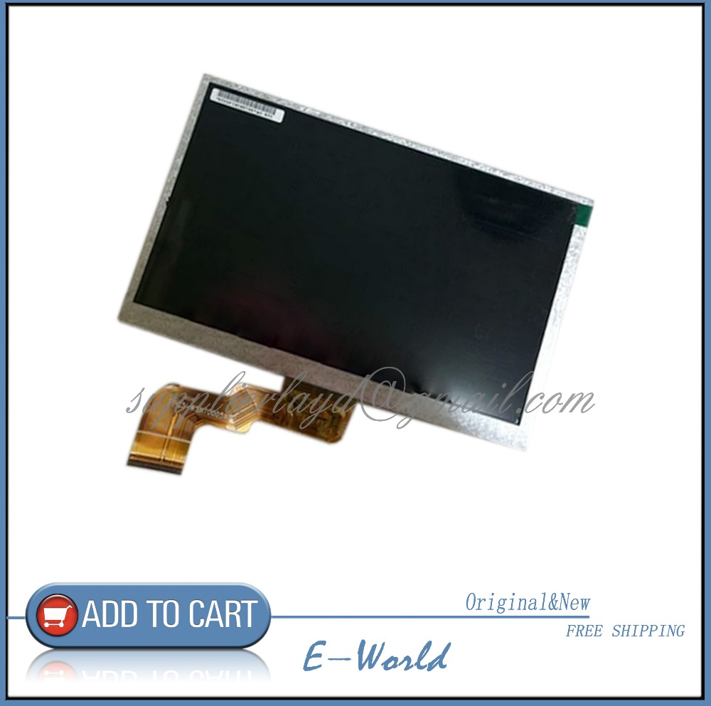 Original and New 7inch LCD screen FPC3-WSN70005AV3 for tablet pc free shipping original and new 7inch 40pin lcd screen hgmf0701684003a aotom for tablet pc free shipping