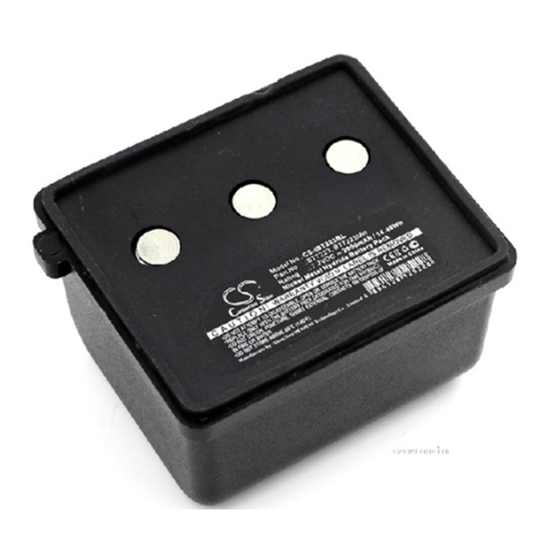 Battery for Itowa BT7223 BT7223MH Remote Control New NI-MH Rechargeable Replace model Compact Combi <font><b>Beton</b></font> Setval 7.2V 2000mAh image