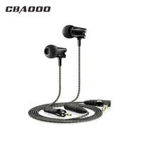 HF800 Earphones In Ear Earphone Ceramic HiFi Subwoofer Earbuds HD Stereo Bass Earphone IE800 Hot With