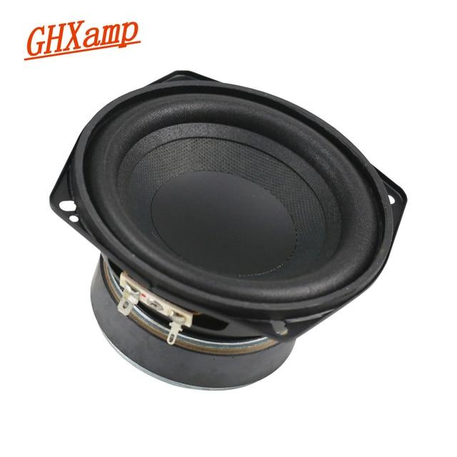 Mega Bass Subwoofer Speaker 4.5 inch 50W Woofer Low Frequency Large Magnet Home made High Power Speaker 0.83KG 1PCS