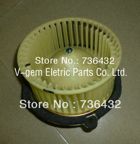 Fast Free shipping! Excavator fan motor blower motor assembly 282500-1480 apply to  Komatsu excavator PC200-7 excavator starting wiper motor governor assy pc60 7 pc78us pc70 7 for komatsu governor motor excavator electric parts