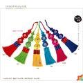 Импортированный Традиционный Корея Ханбок Одежда Аксессуары Висит Кисточки Корейский Вышивка Красочные Подвесные Аксессуары