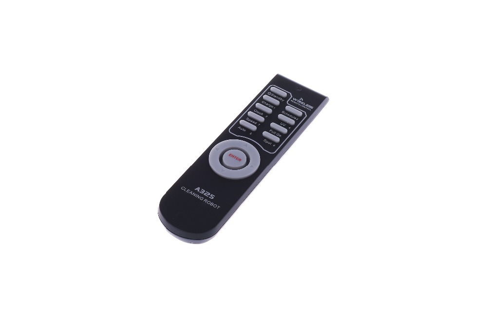 (For Cleaner-A320/A325/A330/A335/A336/A337/A338) Remote controller for Robot Vacuum Cleaner A320/A325/A335 Free Shipping for cleaner a320 a325 a330 a335 a336 a337 a338 spare part for robot vacuum cleaner rubber brush side brush vacuum cleaner parts