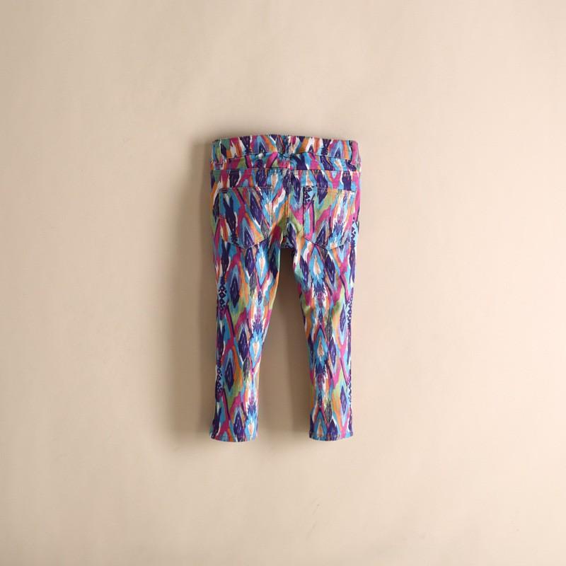 оптовая продажа 5 шт./демин лот мода девушки джинсы брюки, дети джинсы, высокое качество