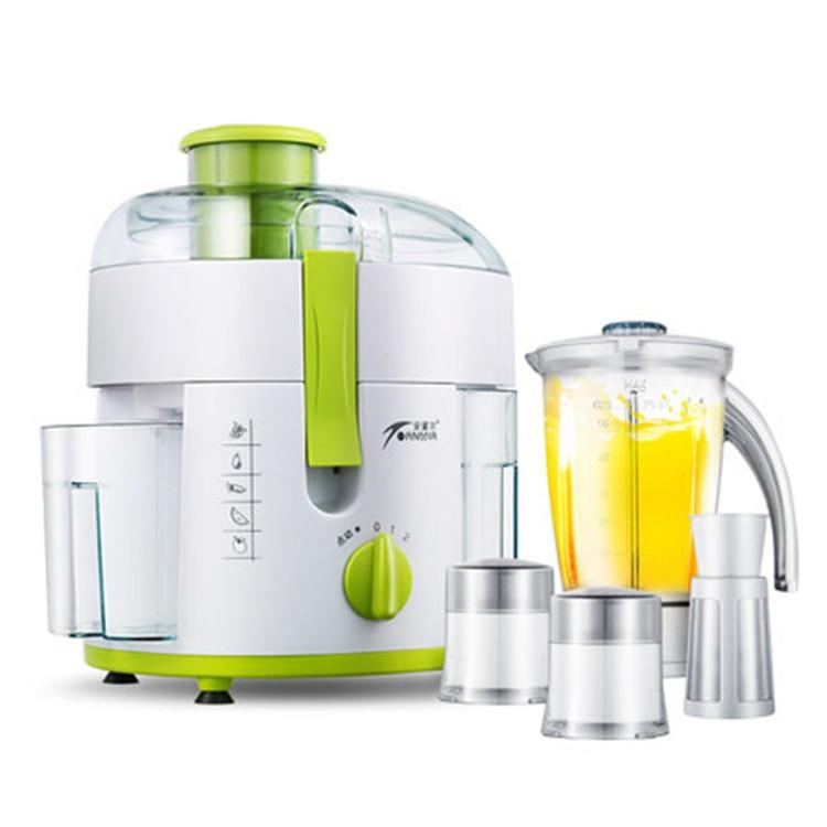3 gears household juicer multi-function fruit & vegetable juice machine electric mini blender juicer automatic soymilk machine