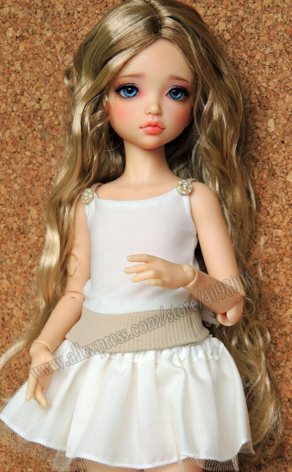 1 6 BJD Doll BJD Fashion Lonnie With Fleckles LOVELY Doll For Baby Girl Birthday Gift