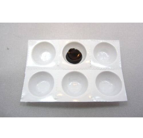 500pcs Cups/lot,Disposable Perforated Plastic Eyelash ...