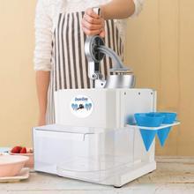 90 Вт 3000 мл автоматическая машина для мороженого замороженное фруктовое мороженное детское сортировочное десертное морозильное устройство 220-240 В