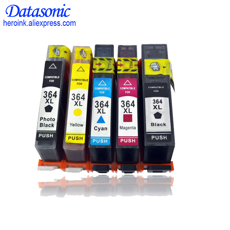 DAT 4PK For H P 932 933 932XL 933XL Compatible Ink Cartridge