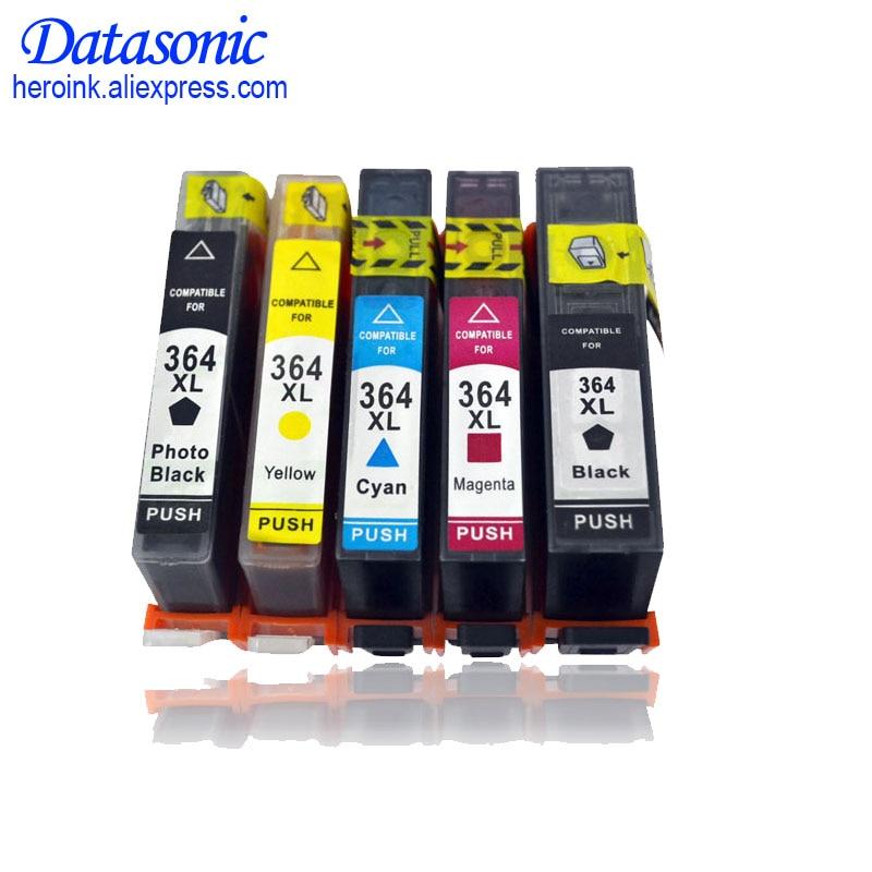 Ink Cartridges for HP 364 XL Photosmart 5522 7510 5520 Deskjet 3522 3070a 3520 Photosmart 5510 5520 6510 6520 7510 7520 printer