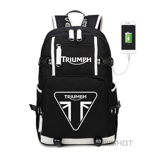WISHOT حقيبة ظهر للمراهقين المراهقين متعددة الوظائف مزودة بمنفذ USB حقائب مدرسية للطلاب والنساء حقائب سفر