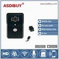 Easy setup 12V 1.5A Power and 1.0 mega-pixels colorful lens Camera ip door intercom 220V power video door bell