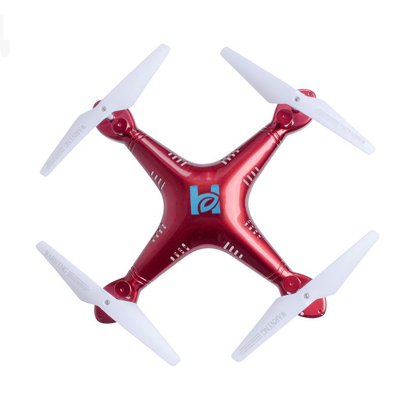 RC drone H6 2.4G entry level UAV FPV HD camera wifi one-key take-off return 3D headless mode APP control live feed transmission original jjrc h28 4ch 6 axis gyro removable arms rtf rc quadcopter with one key return headless mode drone