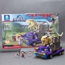 Jurassic World Park Minifigures toys Mini Figure movie Kid Baby Toy Building Blocks Compatible legoed Sets Model Toys Brick