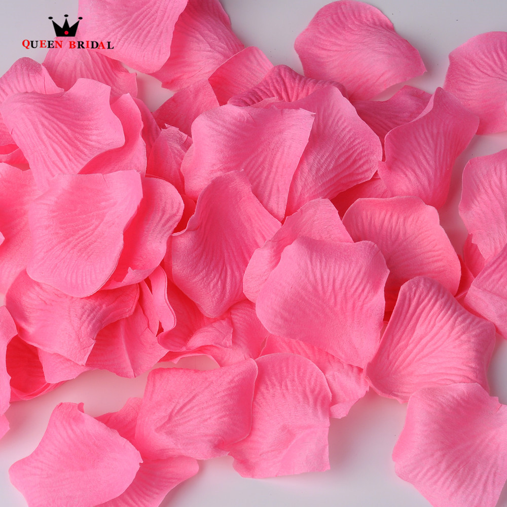 flower petals for wedding bridal 500pcs lot petals mariage wedding 4198
