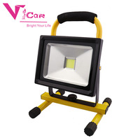 Portable Rechargeable Emergency 100W 300W LED Work light Flood Lamp