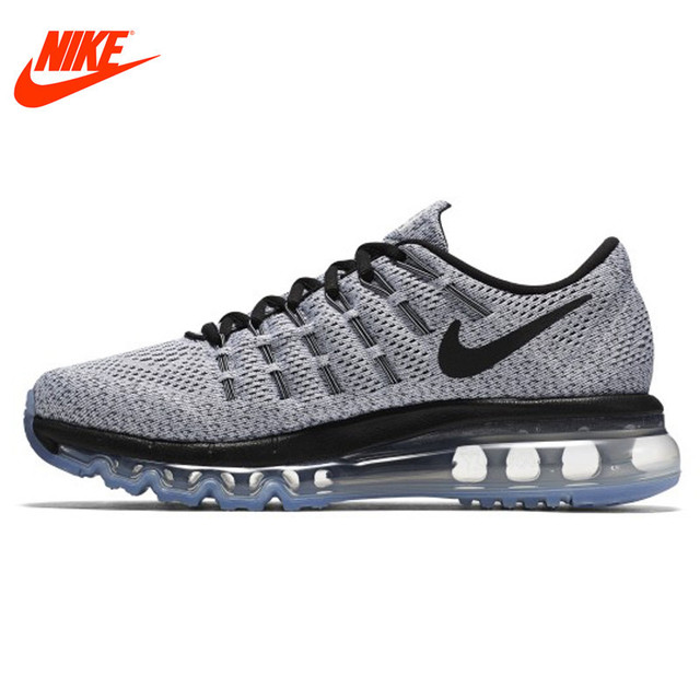 efeb37358958 Authentique NIKE Maille Style Respirant AIR MAX femme Chaussures De Course  Baskets