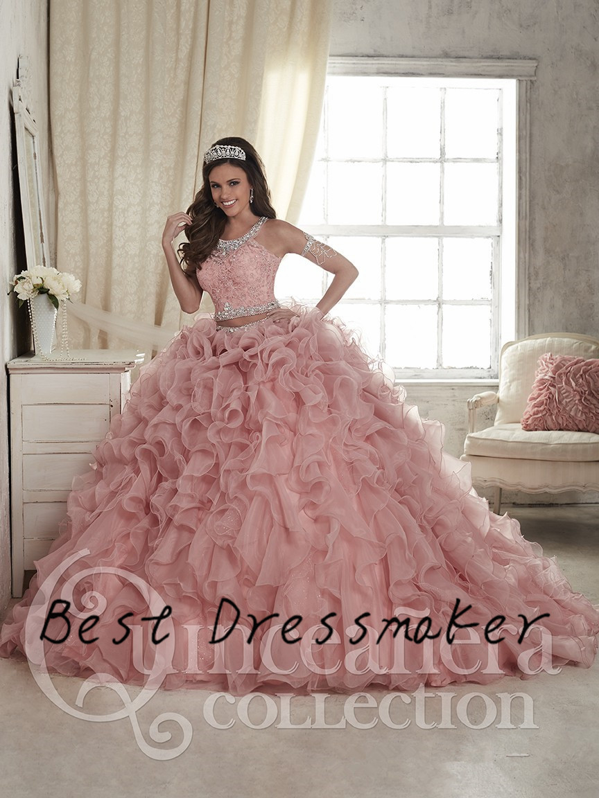 Look - 15 dress anos video