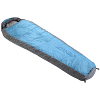 Ultralight Lengthened Mummy Sleeping Bag Warm Hiking Outdoor Camping Compact 3 4 Season For Adult Child