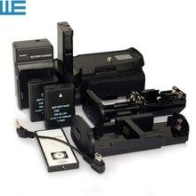 D3100 D3200 D3300 D5300 батарейный блок+ ИК-пульт дистанционного управления+ 6 AA аккумулятор Solt+ 2x EN-EL14 аккумулятор+ зарядное устройство для Nikon MB-D31/32