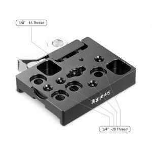 Image 4 - Smallrig Camera Monopod Hoofd Quick Release Plaat (Arca Type Compatibel) qr Plaat Voor Arca Swiss Plaat Statief Accessoires 2143