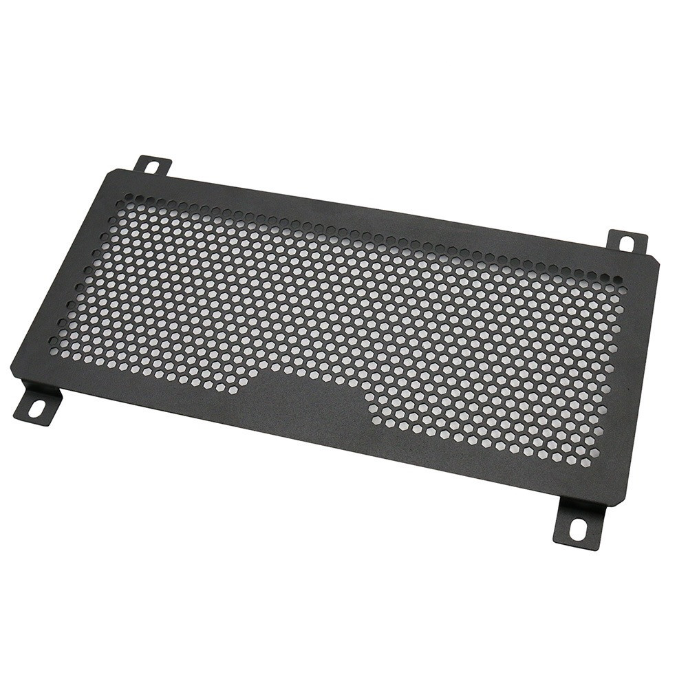 Image 3 - KAWASAKI  NINJA650 Z 650 2017 2018 Motorcycle Accessories Radiator Grille Cover Guard Stainless Steel Protection Moto Protetor-in Theft Protection from Automobiles & Motorcycles
