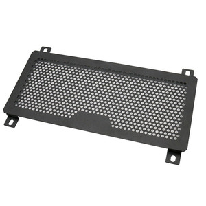 Image 3 - KAWASAKI  NINJA650 Z 650 2017 2018 Motorcycle Accessories Radiator Grille Cover Guard Stainless Steel Protection Moto Protetor
