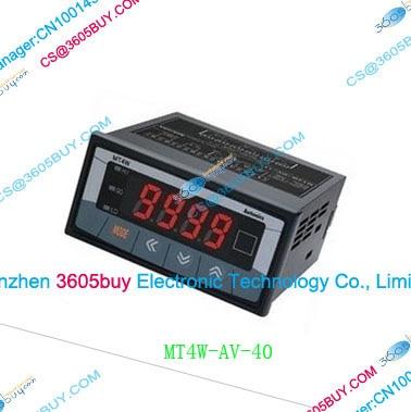 NEW MT4W-AV-40 Digital multi-function panel table