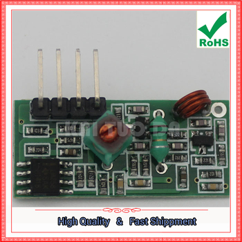 315M Receiver Module 315MHZ Frequency Wireless Receiver Module Super Regeneration board 315 MHZ image