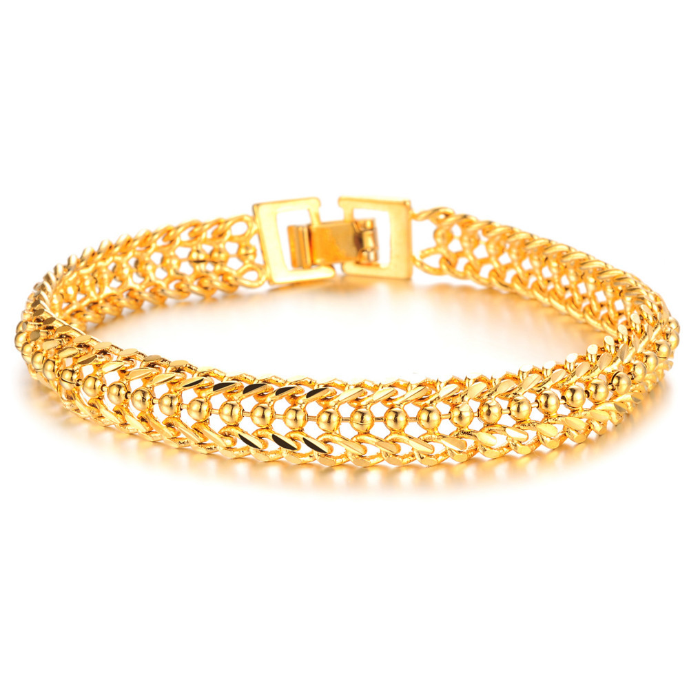 rigid and gold in monte woman bracelets with black crystals bracelet en mc rhodium n