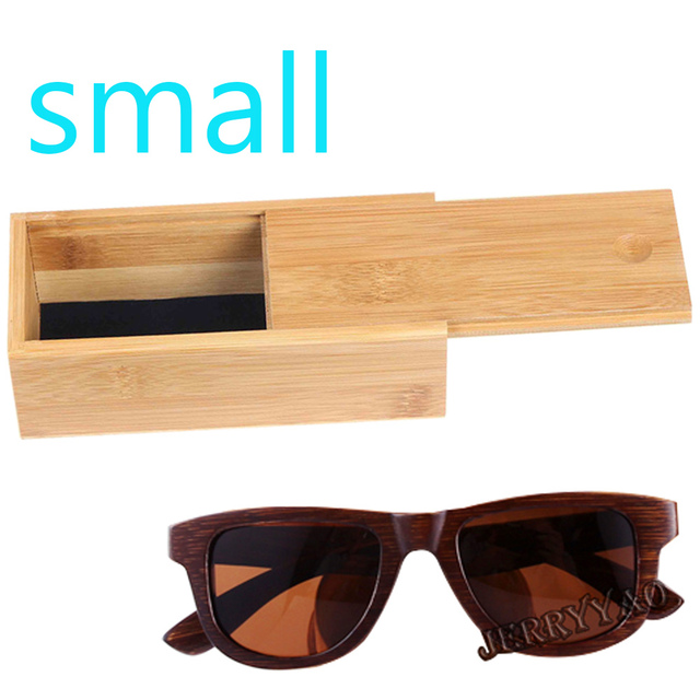 brown lens with case