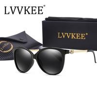 2017 NEW Lvvkee марка дизайн новинки солнцезащитные очки необычные цветы Бабочки женщины Ювелирные Изделия модные солнцезащитные очки Упаковки