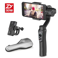 Zhiyun Smooth Q 3 Axis Brushless Handheld Gimbal Selfie For 6 Inch Smartphone For GoPro 3