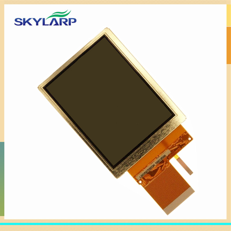 skylarpu 3.5 inch LCD Screen for Symbol PPT8846 PPT8800 PPT8810 PPT88XX LCD Display Screen panel (without touch) lcd module with touch digitizer for motorola symbol ppt8800 ppt8846 handheld device lcd display screen panel scanner equipment