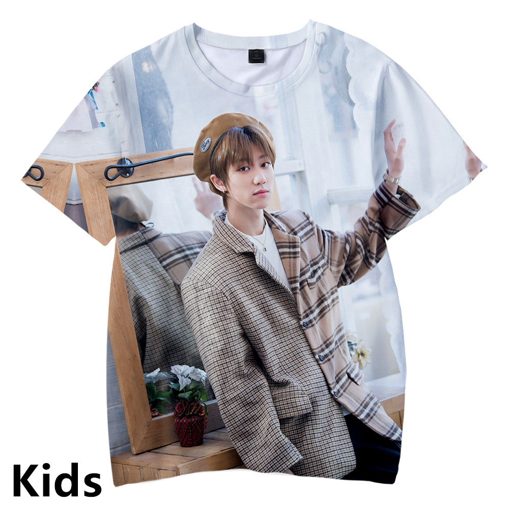 T-shirts Tops & Tees 2019 Seventeen 3d Printed Children T-shirts Fashion Summer Short Sleeve Tshirts Hot Sale Casual Kids Tee Shirts Fixing Prices According To Quality Of Products
